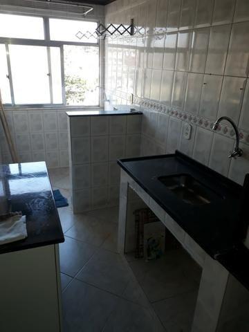 Madureira, rua Ibia apto salão 02 quartos elevador e garagem - Foto 2