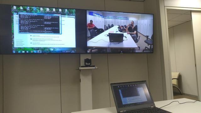 Vídeoconferência, Telepresença e Multimídia de alto desempenho, com IA embarcada!