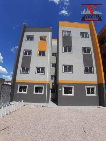 Apartamento - churrasqueira na sacada, 2 dormitórios à venda - parque da fonte - são josé