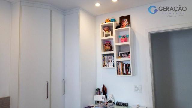 Apartamento com 4 dormitórios à venda, 131 m² por r$ 690.000 - jardim das indústrias - são - Foto 16