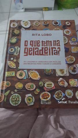 Livro culinário
