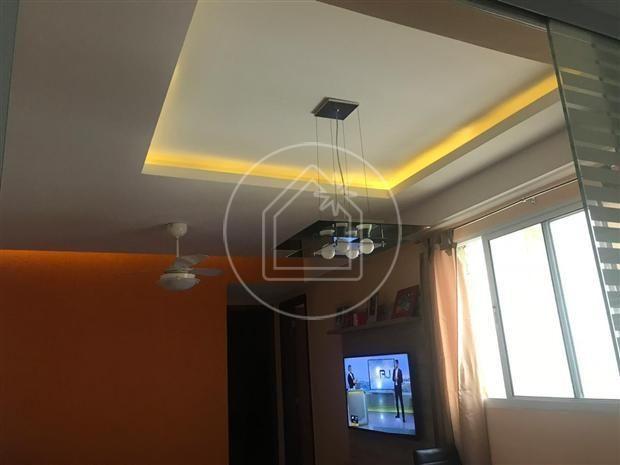 Apartamento à venda com 2 dormitórios em Centro, São gonçalo cod:863030 - Foto 9