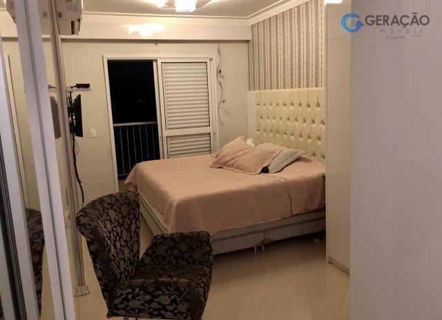 Apartamento com 3 dormitórios à venda, 156 m² por r$ 865.000 - jardim das indústrias - são - Foto 12