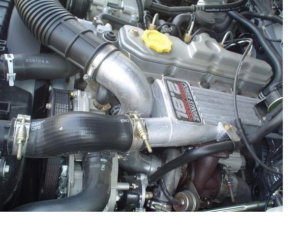 Motor Power Stroke 2.8 Turbo Intercooler F1000 Ranger Van Splinter S10 Blazer Troller - Foto 2