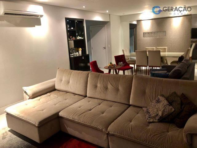 Apartamento com 3 dormitórios à venda, 156 m² por r$ 865.000 - jardim das indústrias - são - Foto 7