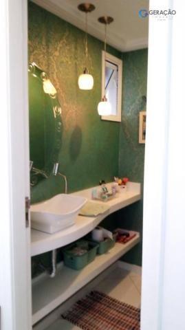 Apartamento com 4 dormitórios à venda, 131 m² por r$ 690.000 - jardim das indústrias - são - Foto 9