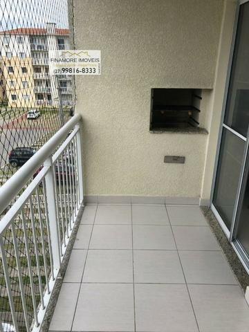 Apartamento com 02quartos/suite 61 m² por R$ 195.000,00 - Praia da Baleia - Serra/ES - Foto 10