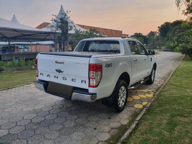 Ford ranger limited 3.2 4x4 cd aut. preço a baixo da fipe - Foto 5