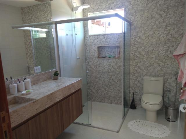 Allmeida vende casa de alto padrão no Condomínio Mansões Entre Lagos - Foto 16