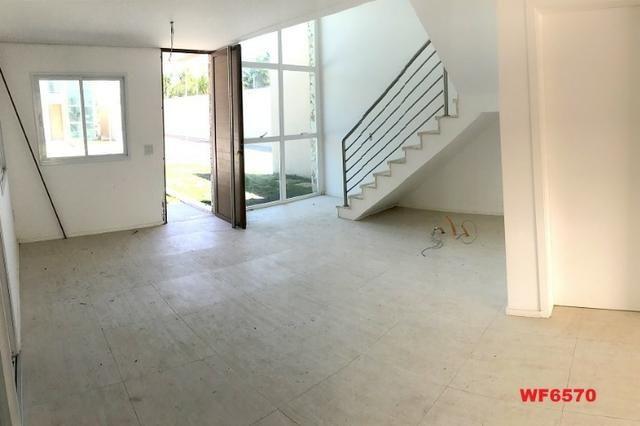 Casa em condomínio para alugar, Condomínio no Eusébio, Precabura, 3 quartos, lazer - Foto 2