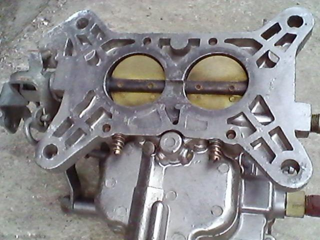 Carburador v8
