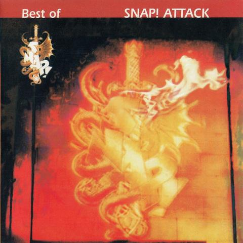 CDs Best of Snap! Attack + 2 Unlimited + Information Society