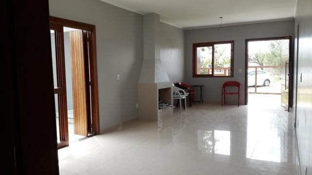 Casa nova há 150 metros do mar Arroio do Sal - Foto 11