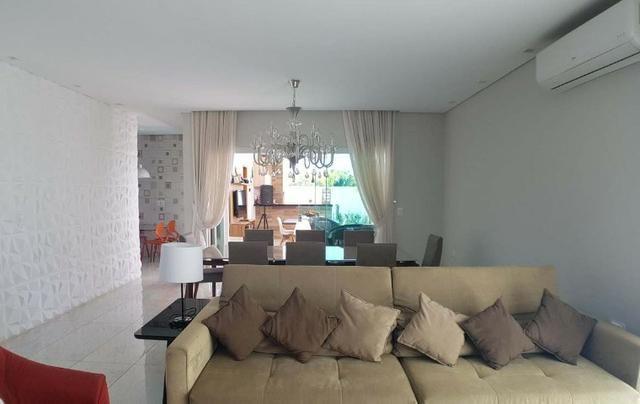 M: Casa em Condomínio No Bairro Gurupi/ 308 m²/ 4 Suítes Com Projetados/ 4 Vagas