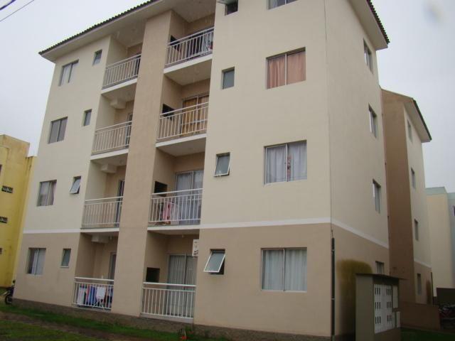 Apartamento à venda, 57 m² por R$ 69.829,22 - Centro - São João Batista/SC