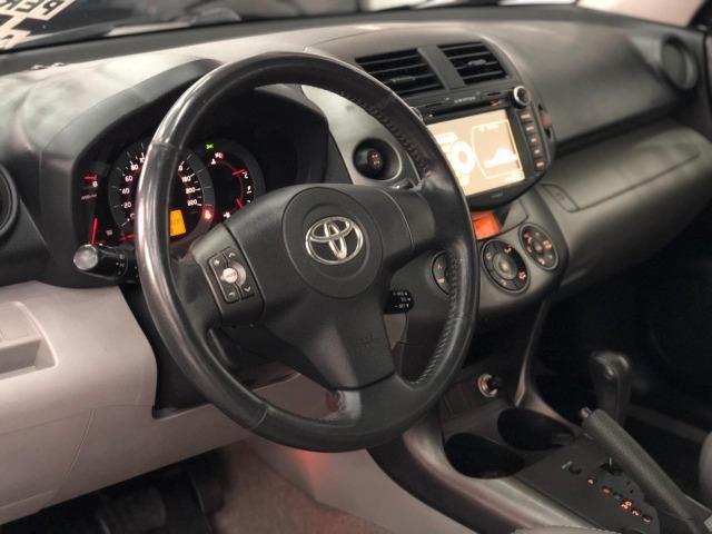 Toyota RAV4 4x4 2.4 16V Gasolina Automática - Foto 7