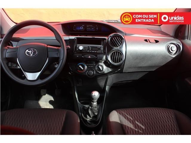 Toyota Etios 1.3 x 16v flex 4p manual - Foto 7