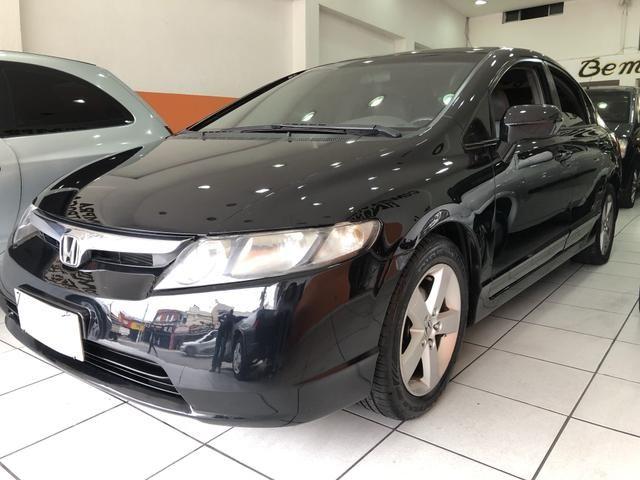 Honda Civic LXS - 1.8 Aut. Flex / Completo