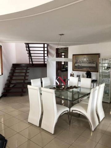 Casa com 3 suítes, DCE, 370 m² por R$ 1.100.000 - Altiplano - João Pessoa/PB - Foto 11