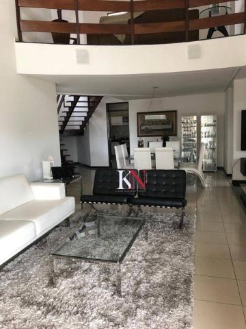 Casa com 3 suítes, DCE, 370 m² por R$ 1.100.000 - Altiplano - João Pessoa/PB - Foto 8