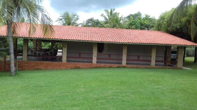 Casa na Lagoa do Uruaú, 17.500m² de área total, condomínio fechado, piscina - Foto 15