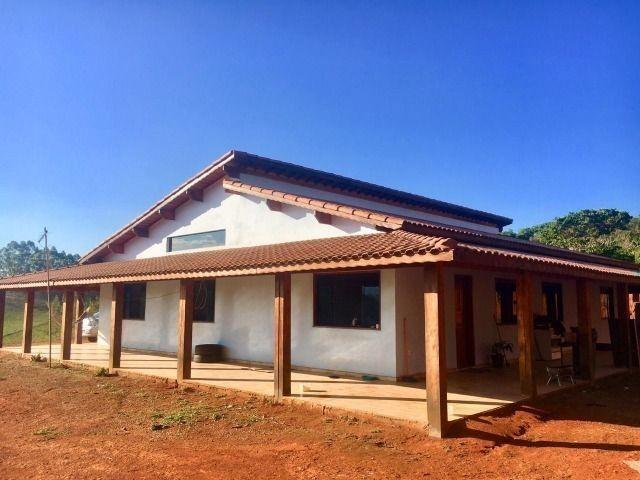 Linda chácara à venda em Cambuí de 30.200 m² com ótima casa avarandada - Foto 2