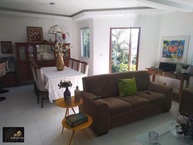 Duplex com 04 quartos, todo fino acabamento, espaço construir piscina e área gourmet - Foto 4