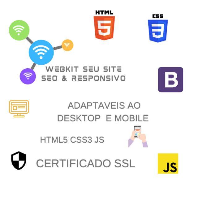 Webkit Desenvolvimento de sites - Foto 2