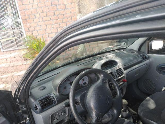 Carro Clio sedan - Foto 3