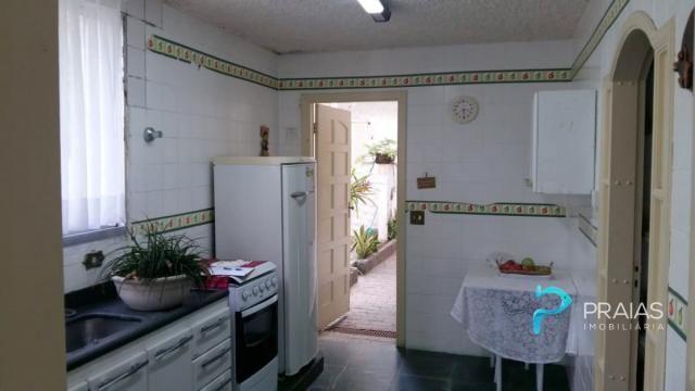 Casa à venda com 4 dormitórios em Praia de pernambuco, Guarujá cod:74287 - Foto 16