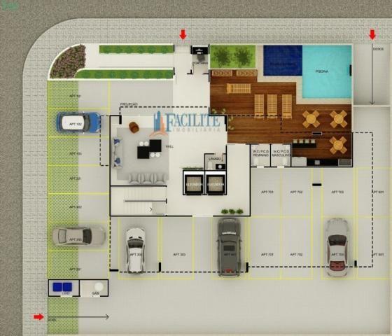 Apartamento à venda com 2 dormitórios em Pedro gondim, João pessoa cod:22848-11489 - Foto 4