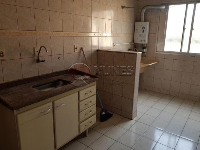 Apartamento à venda com 2 dormitórios em Novo osasco, Osasco cod:V093761 - Foto 6