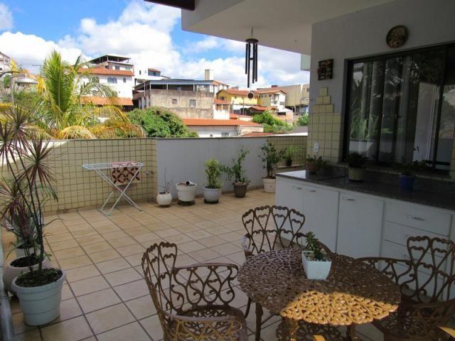 Cobertura à venda com 3 dormitórios em Caiçara, Belo horizonte cod:5870