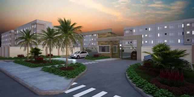 Parque Terni - Apartamento 2 quartos em Taubaté, SP - ID3966 - Foto 2