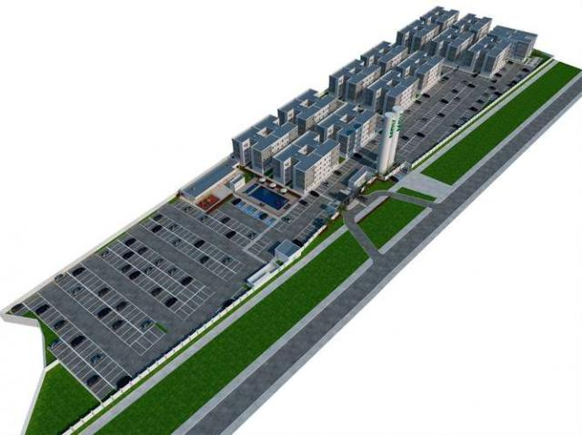 Gran Jardim - Apartamento 2 quartos em Goiania, GO - 39m² - ID3937 - Foto 12