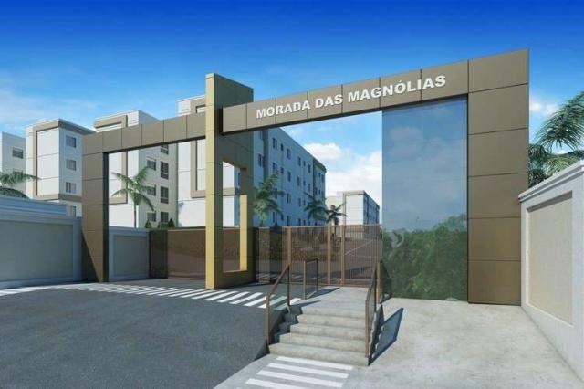 Morada das Magnólias - Apartamento de 2 quartos em Mogi Mirim, SP - ID3878 - Foto 6