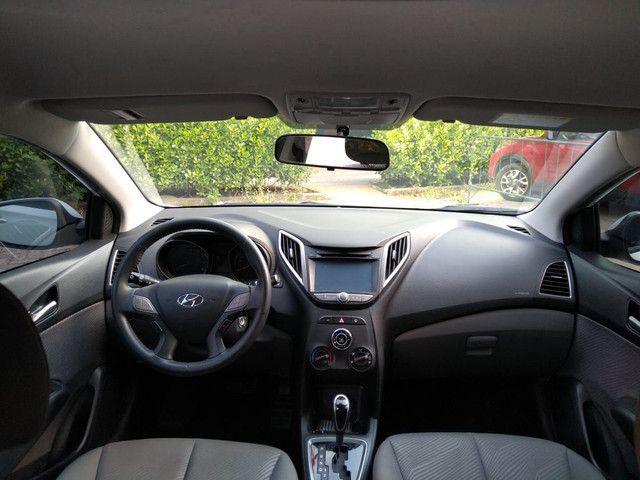 Hyundai Hb20 sedan premium 1.6 flex automático top de linha - Foto 7