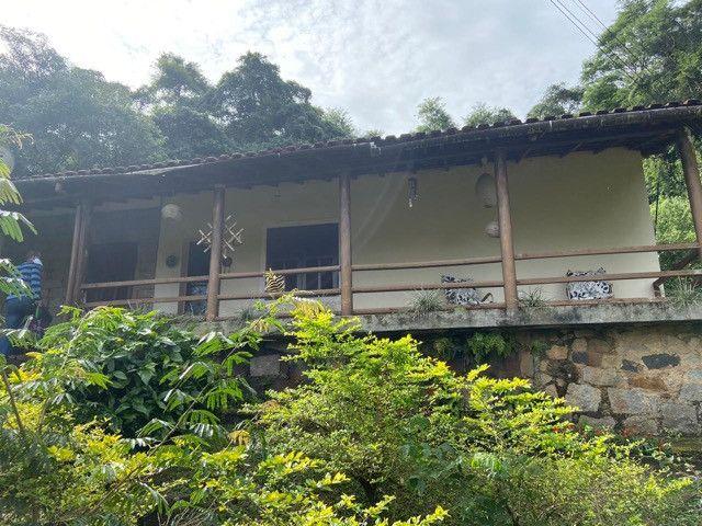 Alugo temporada casa em cachoeiras de macacu boca do mato - Foto 2
