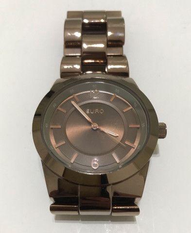 Relógio EURO feminino  - Foto 2