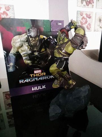 Hulk ragnarok Iron studios - Foto 3