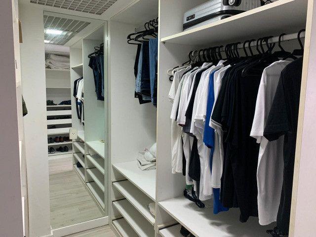 Apartamento Porto Trapiche 1 Quarto 94m2 Nascente Vista Mar Decorado Orla Contorno - Foto 12