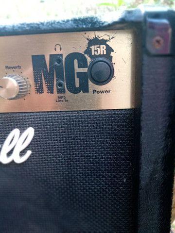 Amplificador marshall - Foto 3