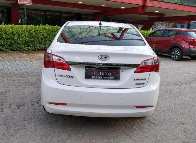 Hyundai Hb20 sedan premium 1.6 flex automático top de linha - Foto 6