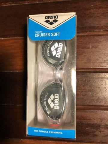 Óculos de natação - Arena Cruiser - silicone - Foto 2