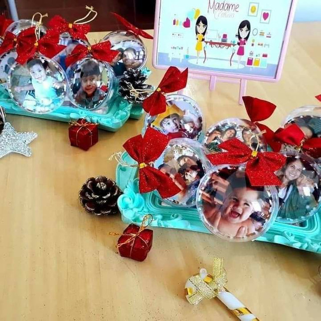 Bola de Natal personalizada Largo da Batalha - Foto 5