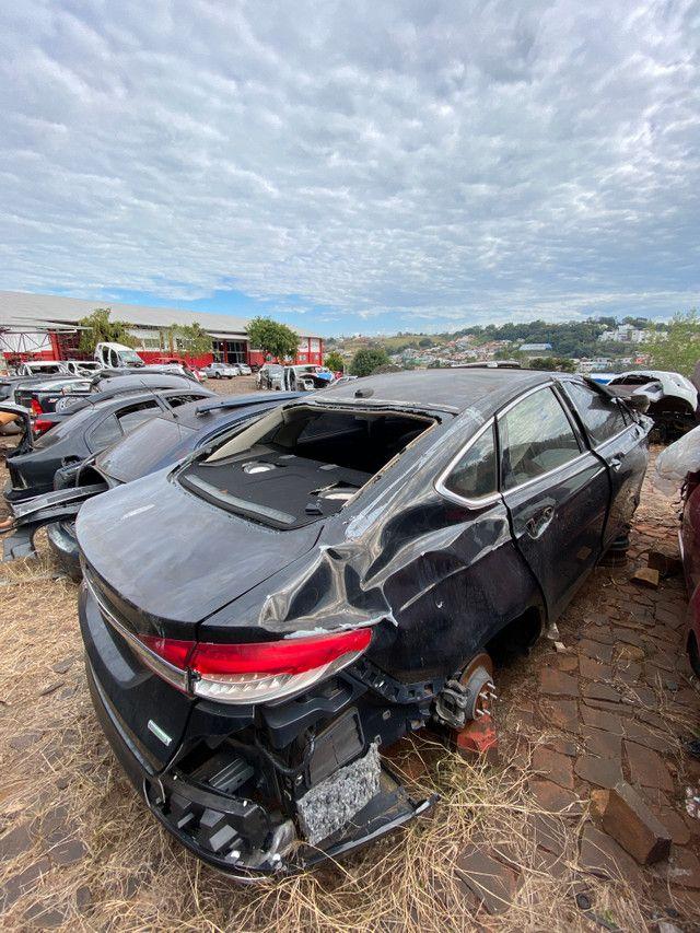 Sucata para retirada de peças- Ford Fusion Titanium 2019 - Foto 2