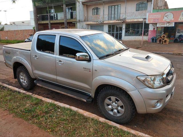 Hilux 2008 SRV