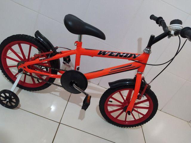 Bike infantil aro 16 - Foto 3