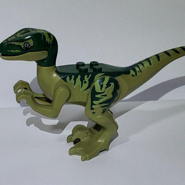 Dinossauros Estilo Lego Diversos Modelos