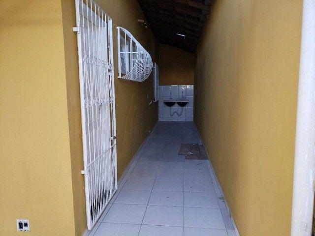 Alugo casa no Fontana com 2 quartos e quintal, Porto Seguro - BA  - Foto 6